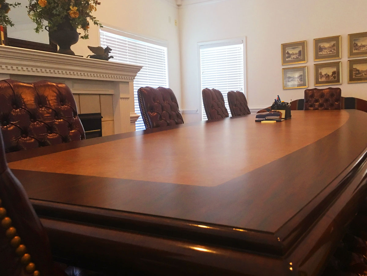 Snyder Law Conference Room